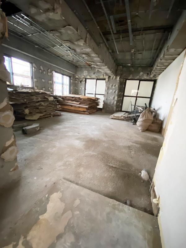 一般住宅の内装解体 その1